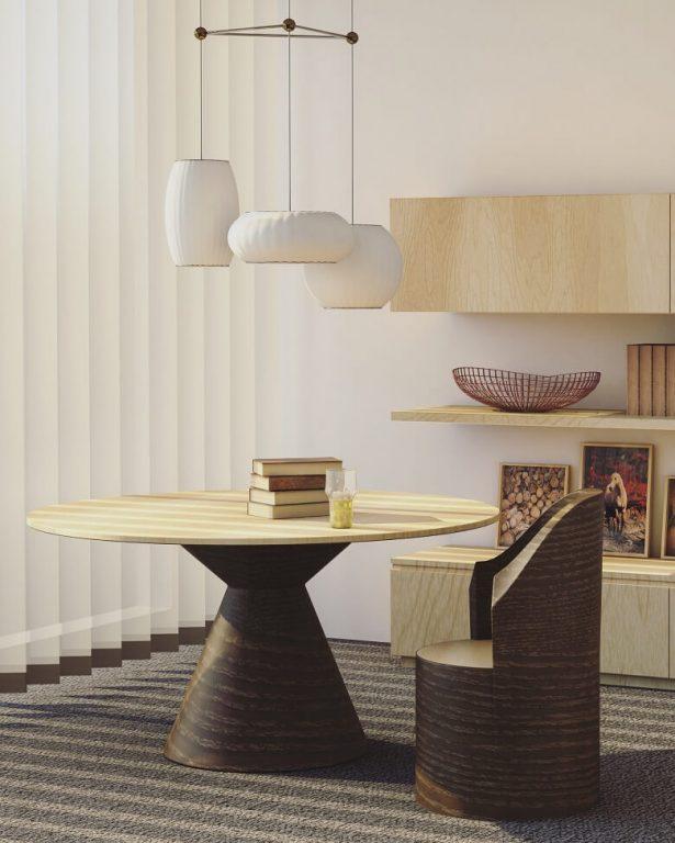 Unser Service: Die Idee für Ihre neue Wohnungseinrichtung UND die Umsetzung.