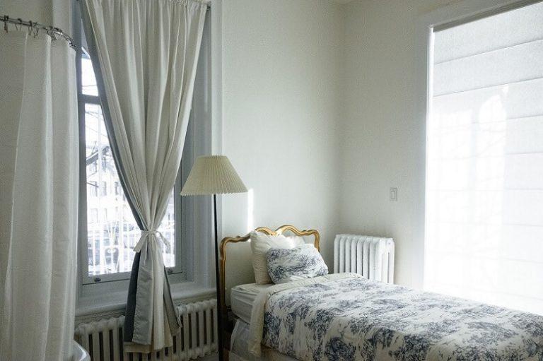 Schützen Sie Ihre Räume vor neugierigen Blicken der Nachbarn.