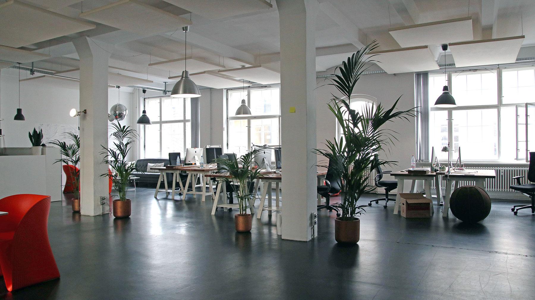 Buro Einrichten Mehr Effizienz Zufriedenheit Beese Raumgestaltung