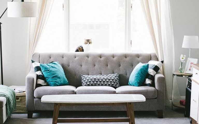 Einrichtungsideen fürs Wohnzimmer | BEESE Raumgestaltung